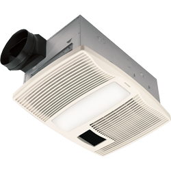 Bathroom Exhaust Fans with Heater
